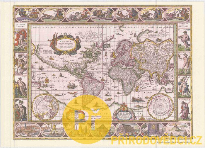 bceacc36df8 Nova totius terrarum orbis geographica ac hydrographica tabula