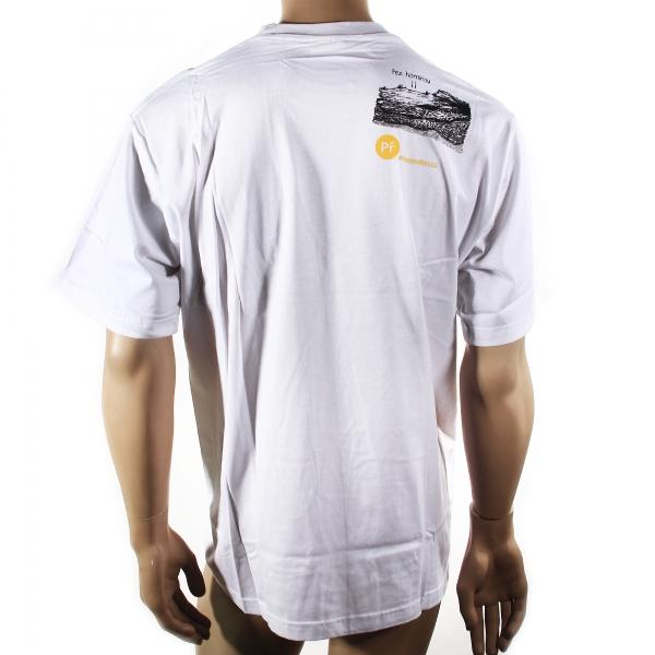 6b51591a57d Pánské triko Materiál 100% bavlna V přední části designový motiv geologické  sekce. V …