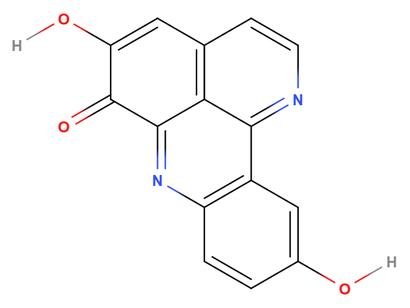 alt: Ryzec šeredný obsahuje zelenou látku necatoron. Zdroj fotografie <a target=